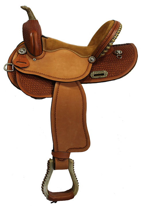 955 Buckskin Barrel